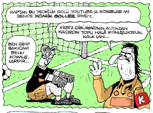 Spor Karikatürleri