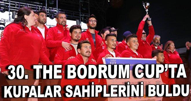 30. The Bodrum Cup'ta kupalar sahiplerini buldu