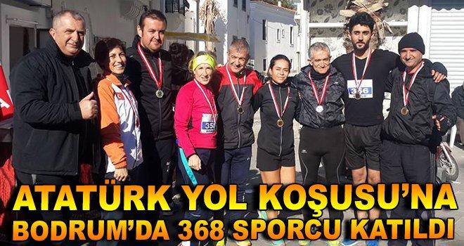 368 Sporcu Katıldı