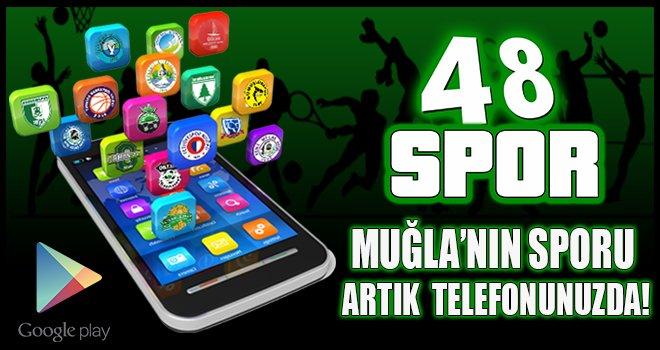 48spor.com Artık Telefonunuzda!