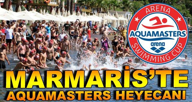 Aquamasters Heyecanı 7 Ekim'de Başlıyor