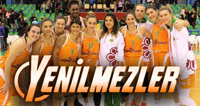 Bodrum Basket ''YENİLMEZLER''