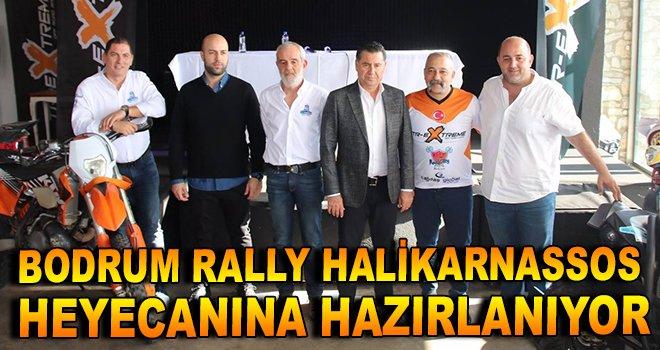 """Bodrum'da """"Rally Halikarnassos"""" heyecanı!"""