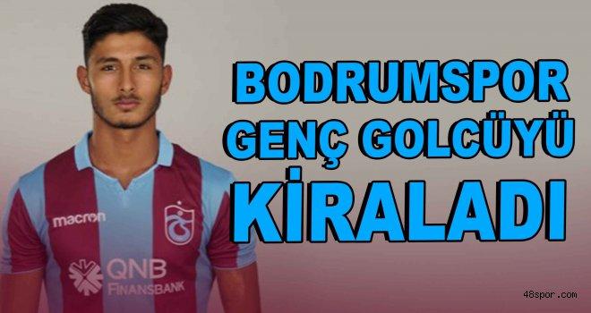 Bodrumspor genç golcüyü kiraladı
