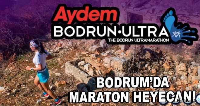 Bodrun Ultra Maratonu heyecanı