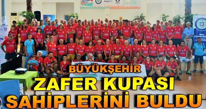 Büyükşehir'den Zafer Kupası Masa Tenisi Turnuvası