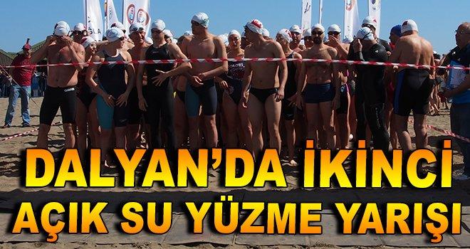 Dalyan'da İkinci Açık Su Yüzme Yarışı