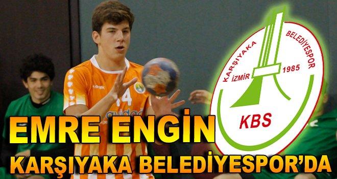 Emre Engin, Karşıyaka Belediyespor'da
