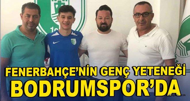 Fenerbahçe'nin genç yeteneği Bodrumspor'da