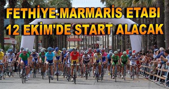 Fethiye-Marmaris etabı 12 Ekim'de!