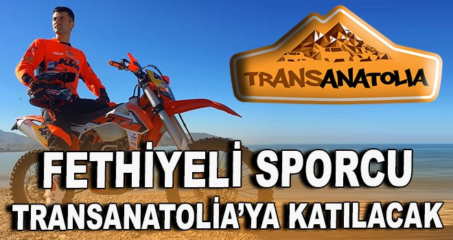 Fethiyeli sporcu Transanatolia'ya katılacak