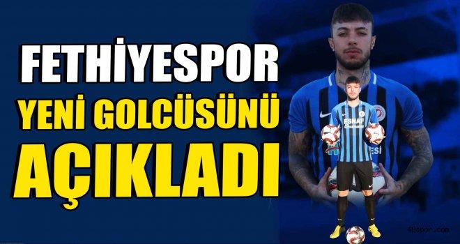 Fethiyespor golcüsünü açıkladı
