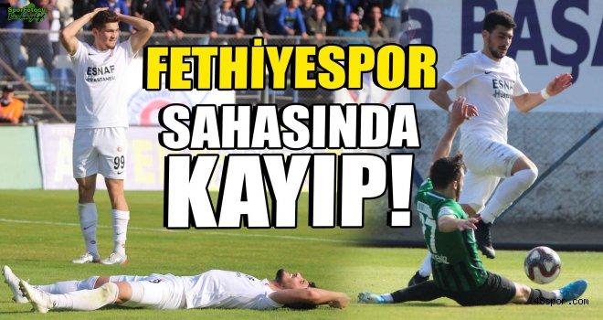 Fethiyespor sahasında kayıp!