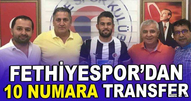 Fethiyespor'dan ''10 numara'' transfer