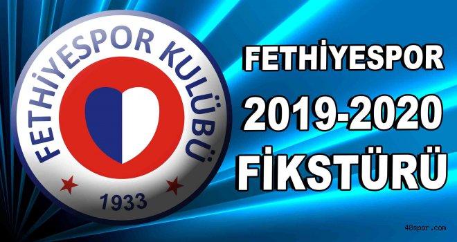 Fethiyespor'un 2019-2020 sezonu ilk yarı fikstürü