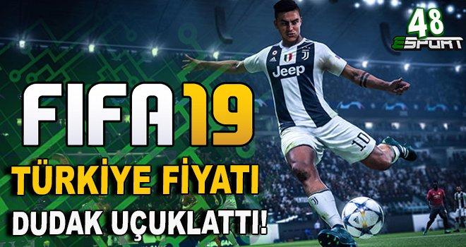 FIFA 19 Türkiye fiyatı dudak uçuklattı!