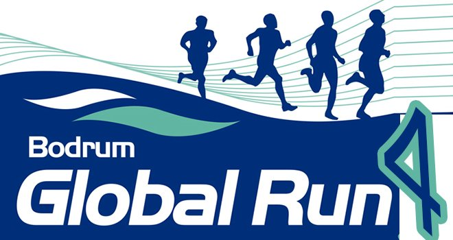 ''Global Run Bodrum'' Dördüncüsü Yapılacak