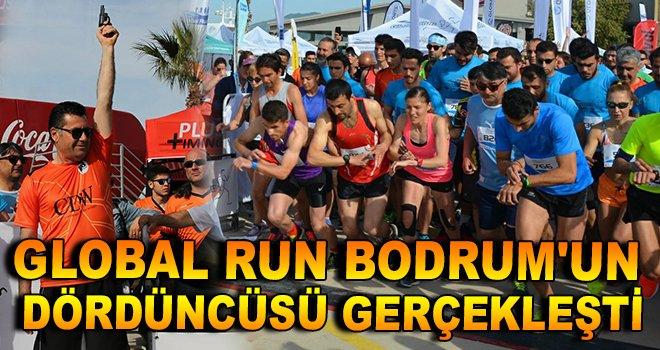 Global Run Bodrum'un Dördüncüsü Gerçekleşti