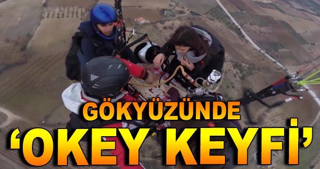 Gökyüzünde Okey Keyfi