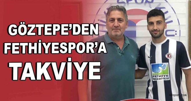 Göztepe'den Fethiyespor'a takviye!