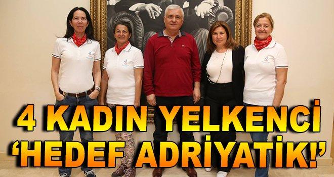 Hedef Adriyatik!