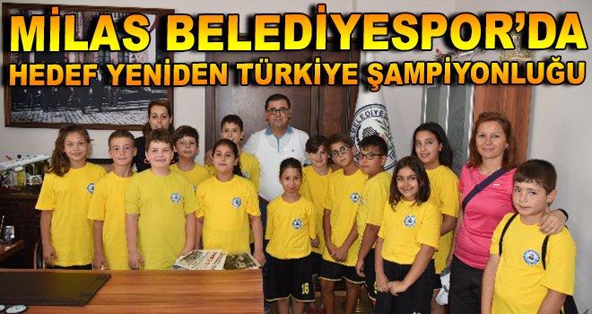 Hedef Yeniden Türkiye Şampiyonluğu