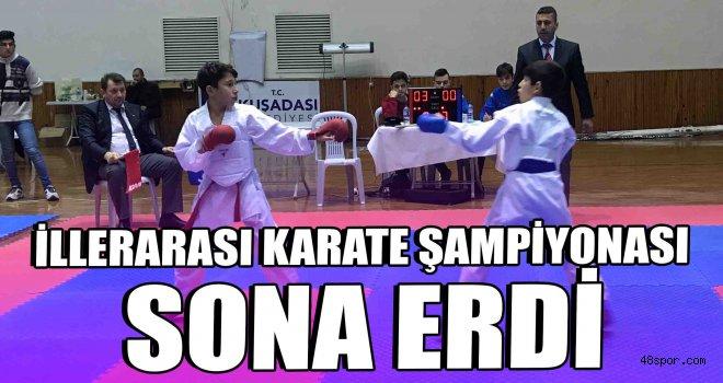 İllerarası Karate Şampiyonası sona erdi