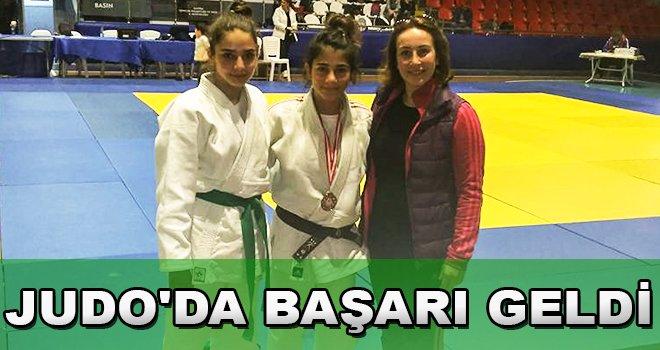 Judo'da Başarı Geldi