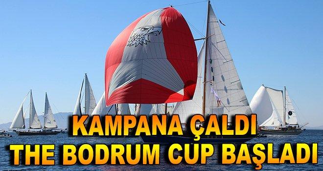 Kampana çaldı, Bodrum Cup başladı