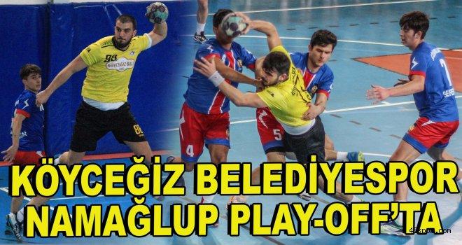 Köyceğiz namağlup play-off'ta
