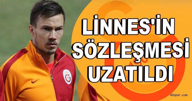 Linnes'in sözleşmesi uzatıldı!