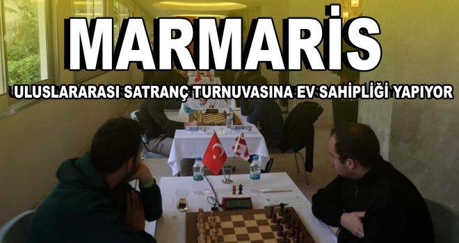 Marmaris uluslararası turnuvaya ev sahipliği yapıyor