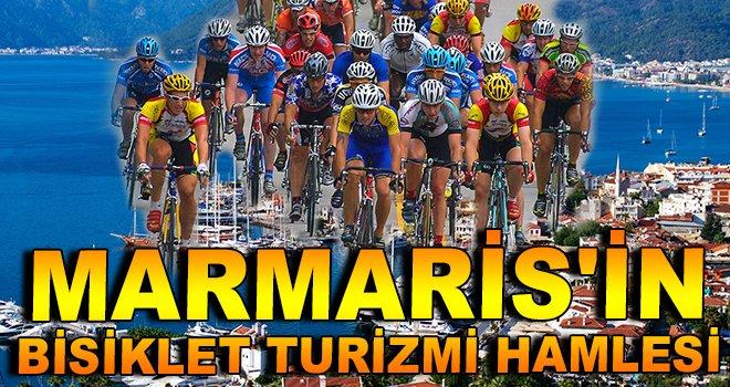 Marmaris'in Bisiklet Turizmi Hamlesi