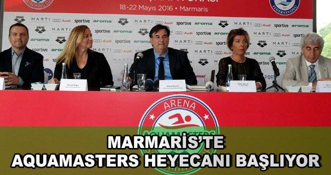 Marmaris'te ''Aquamaster'' Heyecanı Başlıyor