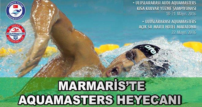 Marmaris'te ''Aquamaster'' Heyecanı