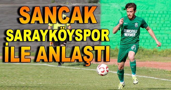 Mehmet Sancak, Sarayköyspor ile anlaştı