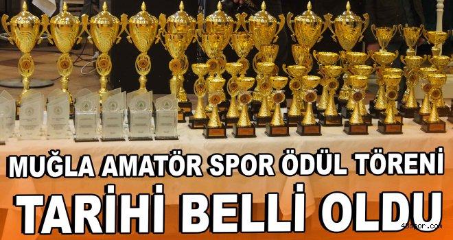 Muğla Amatör Spor Ödül Töreni tarihi belli oldu