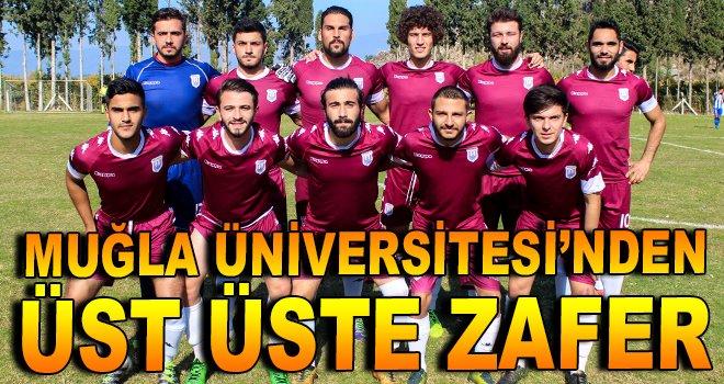 Muğla Üniversitesi'nden üst üste zafer!