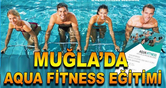 Muğla'da Aqua Fitness Eğitimi