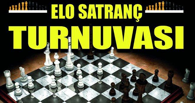 Muğla'da ''ELO Satranç Turnuvası''