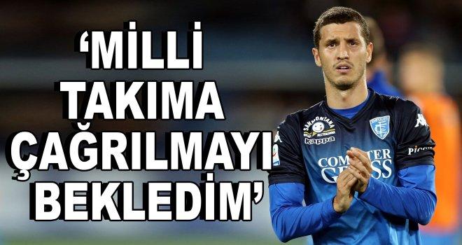 Muğlalı futbolcu Salih Uçan'dan özel açıklamalar
