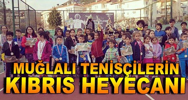 Muğlalı Tenisçilerin Kıbrıs Heyecanı