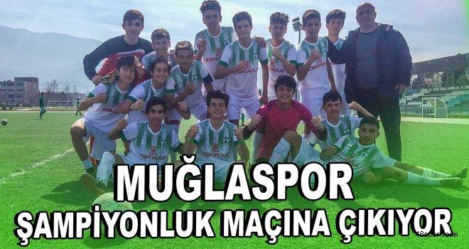 Muğlaspor şampiyonluk maçına çıkıyor!