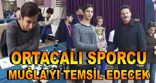 Ortacalı sporcu Muğla'yı temsil edecek