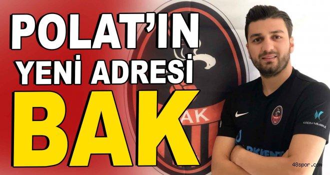 Polat Ertek'in yeni adresi Bakspor