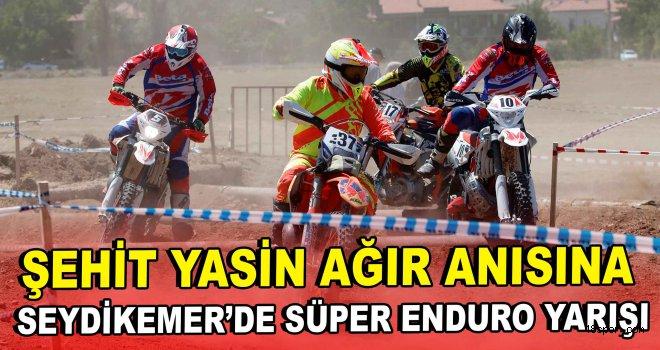 Şehit Yasin Ağır anısına Süper Enduro Yarışı