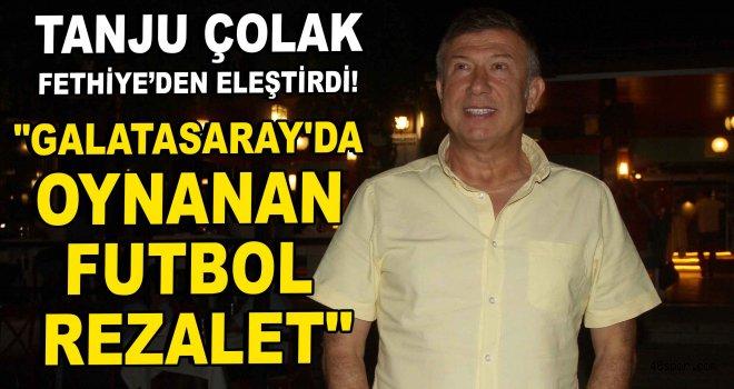 Tanju Çolak: