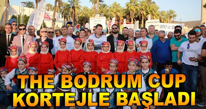 The Bodrum Cup, Kortejle Başlad