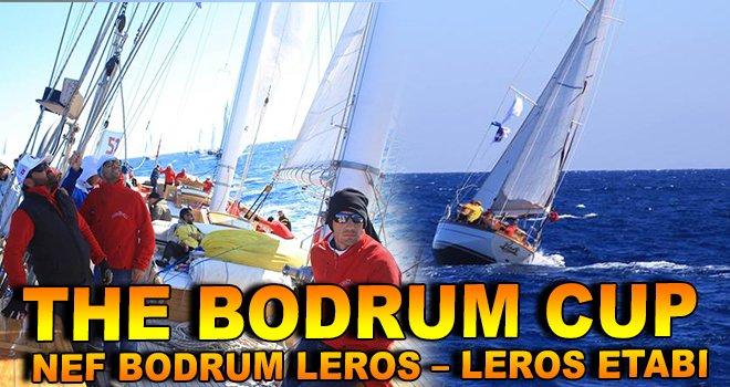 The Bodrum Cup, Nef Bodrum Leros – Leros Etabı