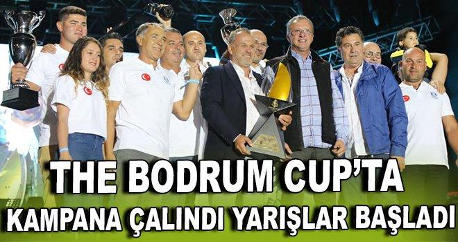 The Bodrum Cup'ta yarışlar başladı